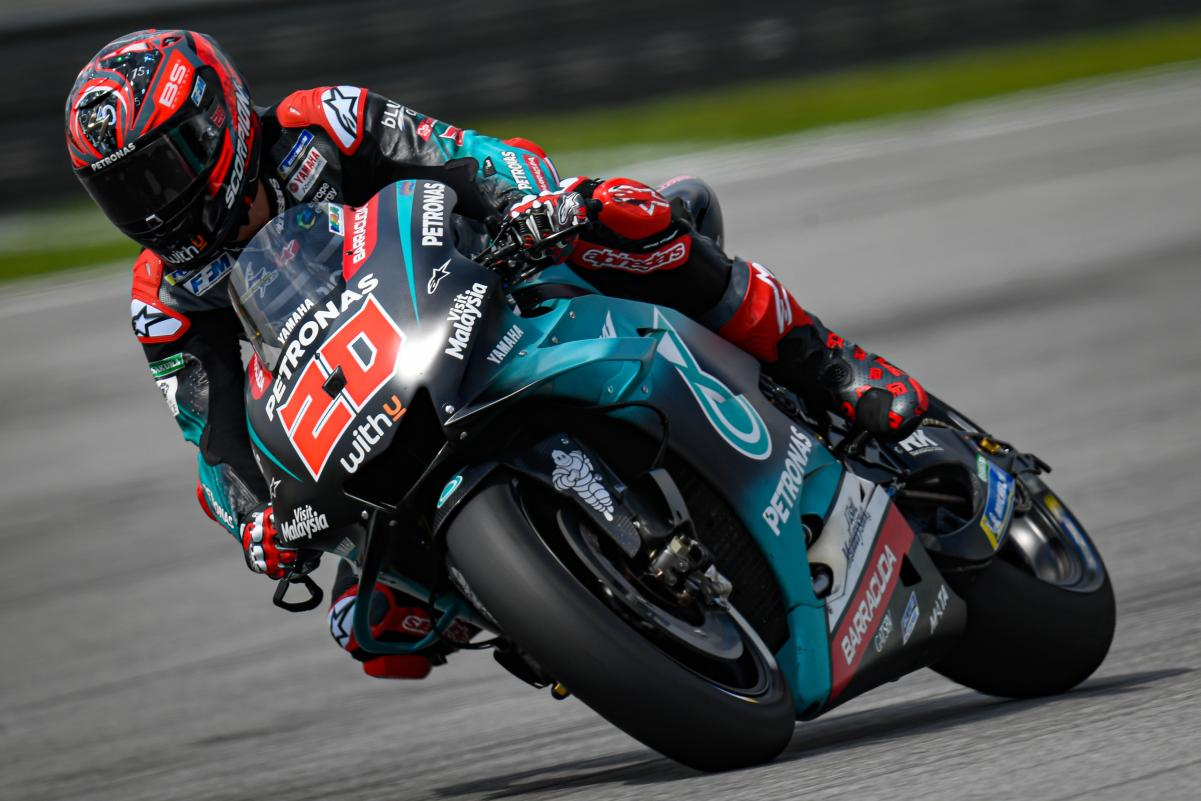 🏁🇲🇾 Malaysia GP FP2: Fabio Quartararo Re-Explode His Record