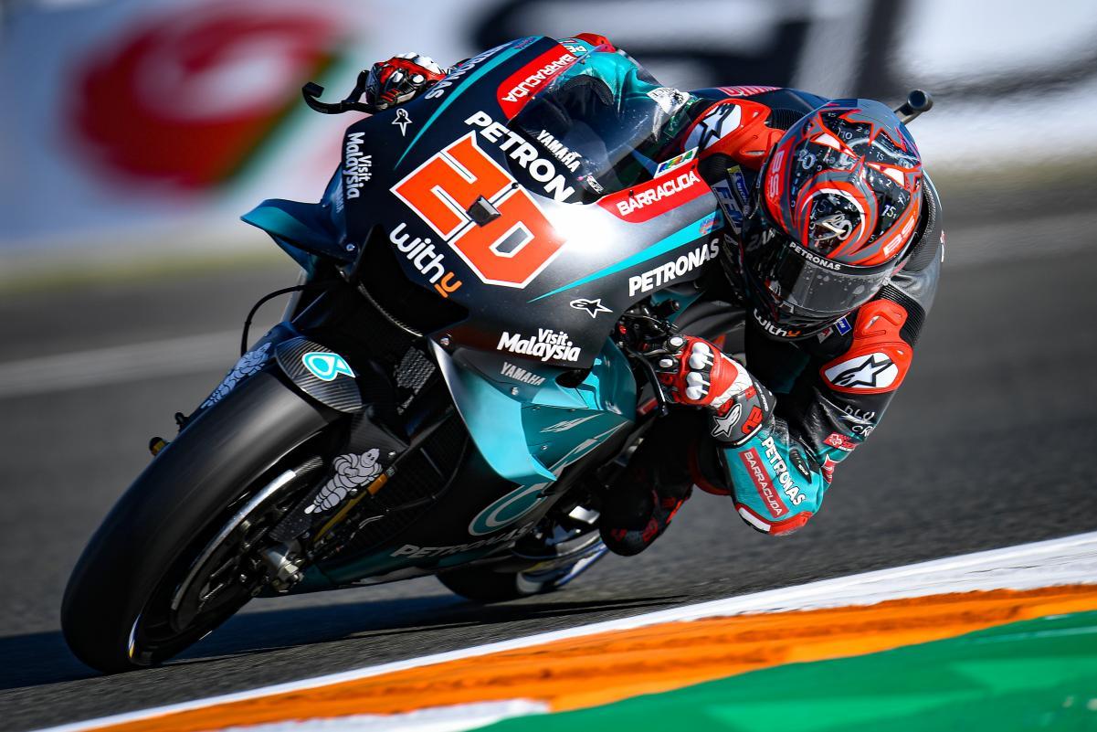 🏁🇪🇸 Valencia GP Qualifying: Another pole for Fabio Quartararo